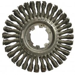 Metalinis šepetys KULLEN&MEZ PZ6201 D200 050
