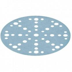 Šlifavimo popierius FESTOOL Granat STF D150/48 P150 GR/100