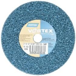 Galutinio šlifavimo diskas SAINT-GOBAIN Vortex 125x6x22 5AM