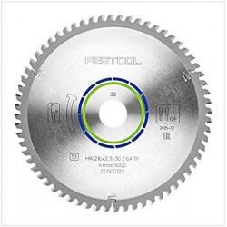Specialus pjūklo diskas FESTOOL 216x2,3x30 TF64