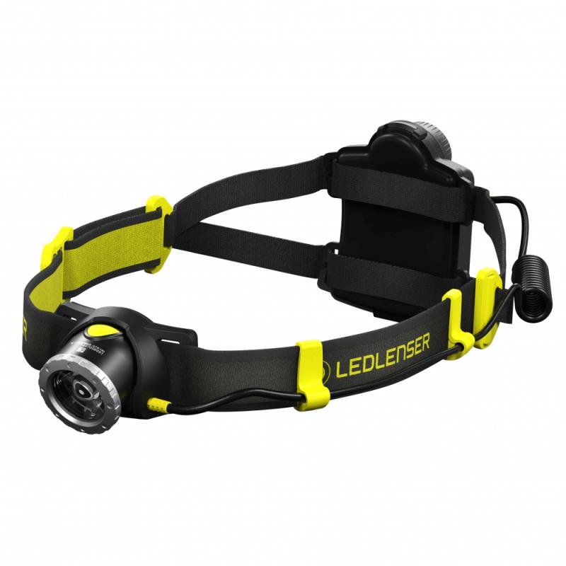 Galvos prožektorius LED Lenser iH7R CRI