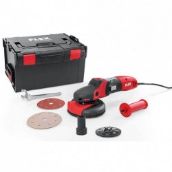 Šlifavimo mašina su priedais FLEX SE 14-2 125