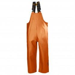 Neperšlampančios kelnės HELLY HANSEN Gale Rain Bib, oranžinės