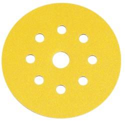 Šlifavimo popierius SIA 1960 Ø150mm 8+1
