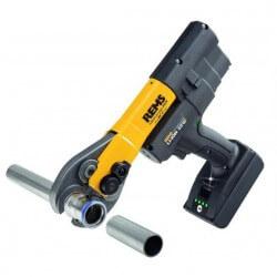Vamzdžių presavimo įrankis REMS Mini-Press 22V TH16-20-26