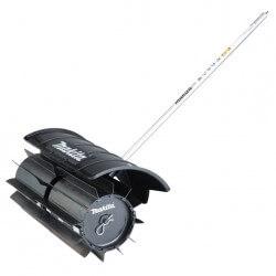 Guminis šepetys su apsauginiu gaubtu MAKITA SW400MP