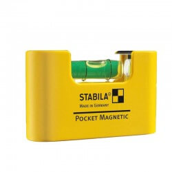 Gulsčiukas 101 POCKET Magnetic STABILA