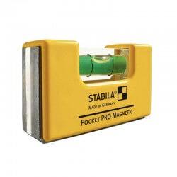 Gulsčiukas 101 POCKET PRO Magnetic CLIP STABILA