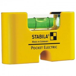 Gulsčiukas 101 Pocket Electric STABILA