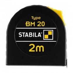 Ruletė BM20 STABILA