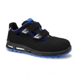 Sandalai ELTEN Impulse XXT Blue Easy ESD S1, juodi