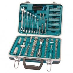 Rankinių įrankių ir priedų rinkinys MAKITA P-90635