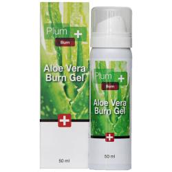 Purškiamas gelis nuo nudegimo su Aloe Vera PLUM, 50ml