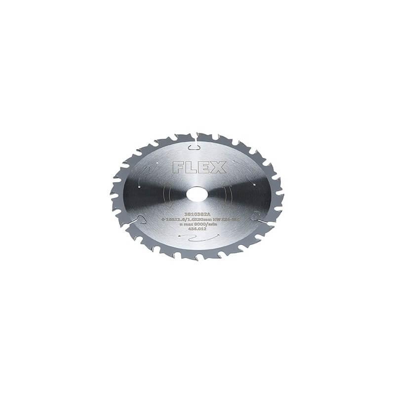 Medžio pjovimo diskas FLEX D165x1,6/1,0x20 HM
