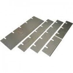 Peilis linoleumui, PVC, gumai lupti WOLFF Turbo-Stripper 350mm, 10vnt.