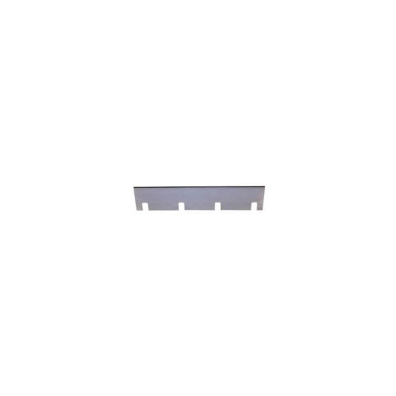 Peilis PVC dangai lupti WOLFF Vario-Stripper 250x60x1mm, 10 vnt.