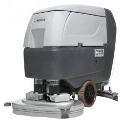 Akumuliatorinė grindų plovimo mašina NILFISK BA 611 D