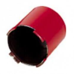 """Deimantinė gręžimo karūna FLEX Ø68mm su išoriniu sriegiu 1/2"""""""