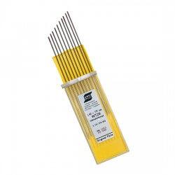Volframiniai elektrodai ESAB Gold Plus 2,4mm, 10vnt.