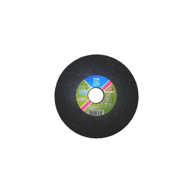 Pjovimo diskas PFERD BATTERY-ACCU SA EHT125-1.0 A60 INOX