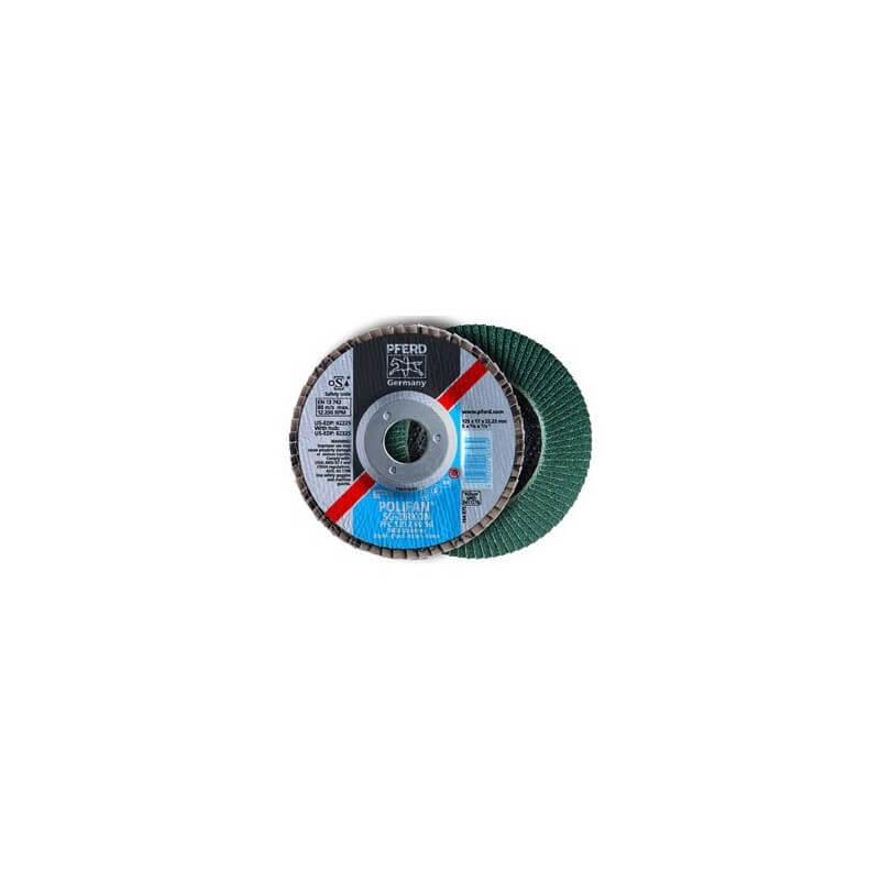 Šlifavimo lėkštelė PFC180 Z 40 SG PFERD