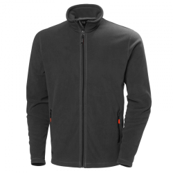 Džemperis HELLY HANSEN Oxford Light Fleece, pilkas