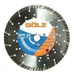 Universalus deimantinis diskas GOLZ DTS30 115x22.2mm