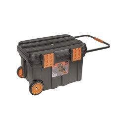 Plastikinė įrankių dėžė ant ratukų BAHCO PTBW67