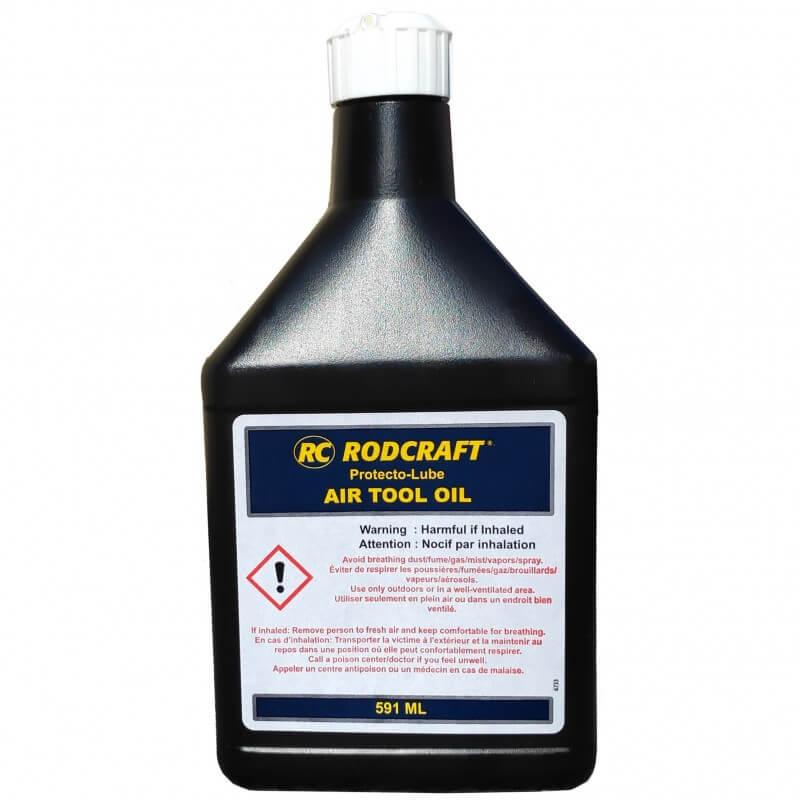 Tepalas pneumo prietaisams RODCRAFT Protecto-lube 0,591L