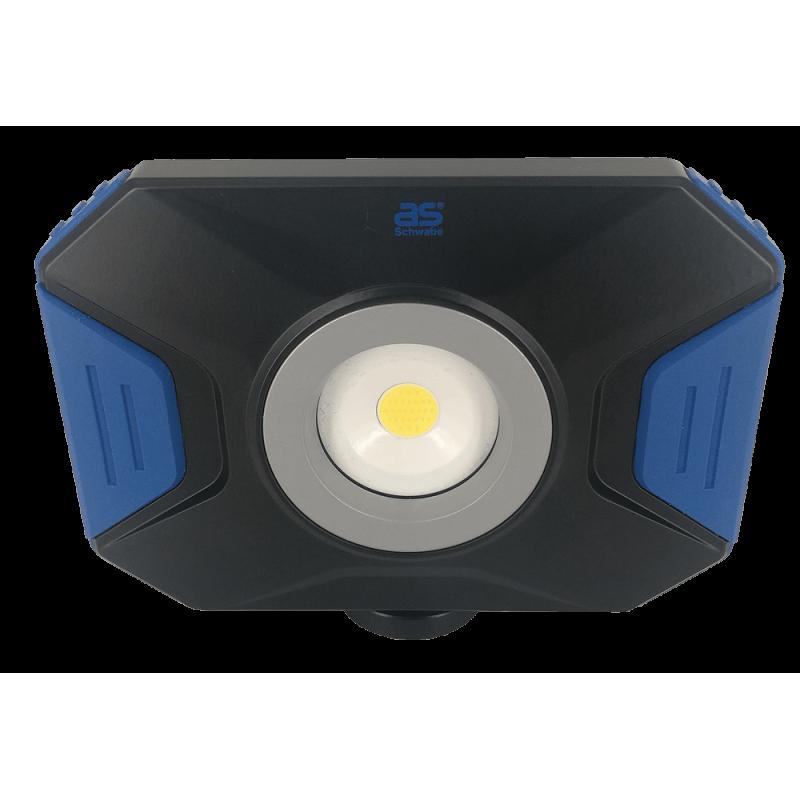 Akumuliatorinis LED šviestuvas AS-SCHWABE 10W