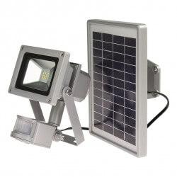 Šviestuvas su saulės baterija AS-SCHWABE Solar Chip-LED