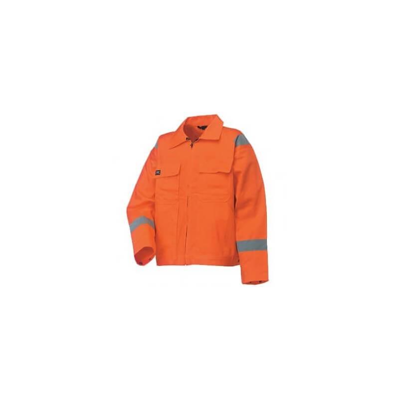 Švarkas suvirintojams Oban Jacket HELLY HANSEN, oranžinis