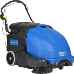 Akumuliatorinė grindų šlavimo mašina Nilfisk-ALTO Floortec 760B