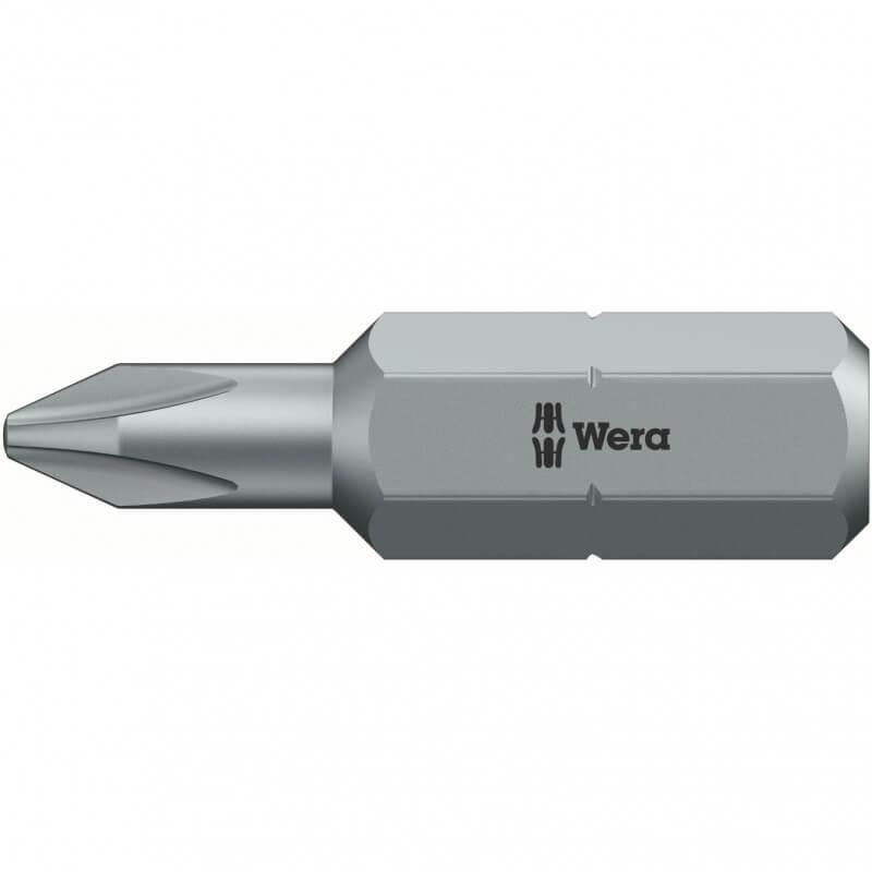 Atsuktuvo antgalis WERA 851/2 Z PH3x32