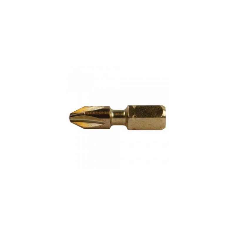 5 vnt. Torsion sukimo antgalių PH 2-25mm MAKITA B-28494
