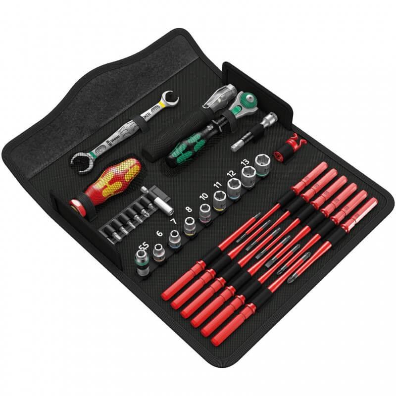 Įrankių rinkinys WERA Kraftform Kompakt W 1
