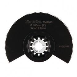 Segmentinis pjūklelis metalui, medžiui MAKITA TMA046 100mm