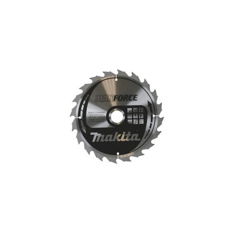 Pjovimo diskas 136x20x1,5mm 16T 20° MAKITA