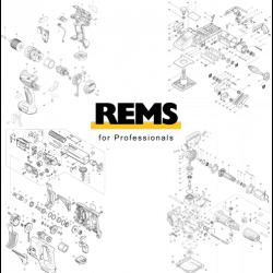 Angliniai šepetėliai REMS 572520R220