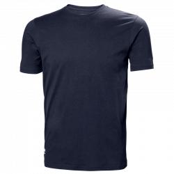 Marškinėliai HELLY HANSEN Manchester, mėlyni