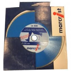 Deimantinis diskas keramikai MARCRIST CK500 230x22,2mm
