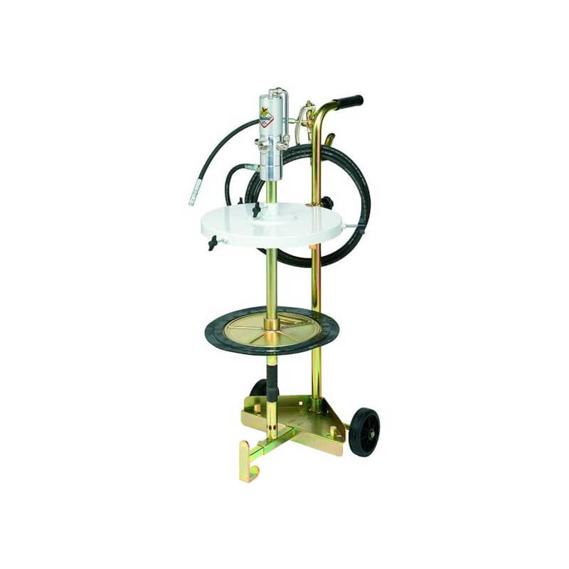 Pneumatinė konsistencinio tepalo pompa RAASM 64038