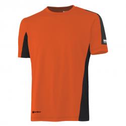 Marškinėliai Lifa-Cool Odense HELLY HANSEN, oranžiniai