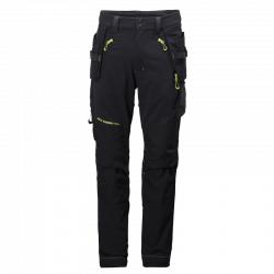Kelnės Magni Workpant HELLY HANSEN, juodos