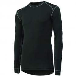 Marškinėliai Lifa-Dry KASTRUP CREWNECK HELLY HANSEN, juodi