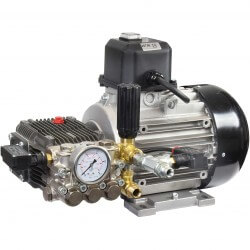Aukšto spaudimo plovimo įrenginys R+M MTP HXM 15.15