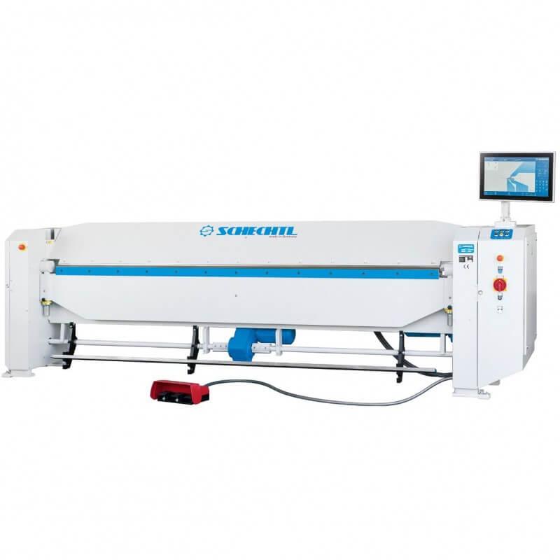 Skardos lankstymo CNC staklės SCHECHTL MAX400/CNC