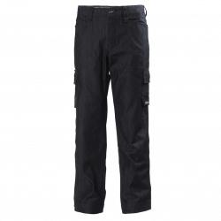 Kelnės Durham Jeans HELLY HANSEN, juodos