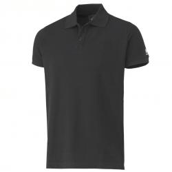Polo marškinėliai HH Salford Pique juodi