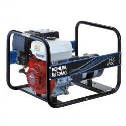Elektros generatorius SDMO HX 4000-C